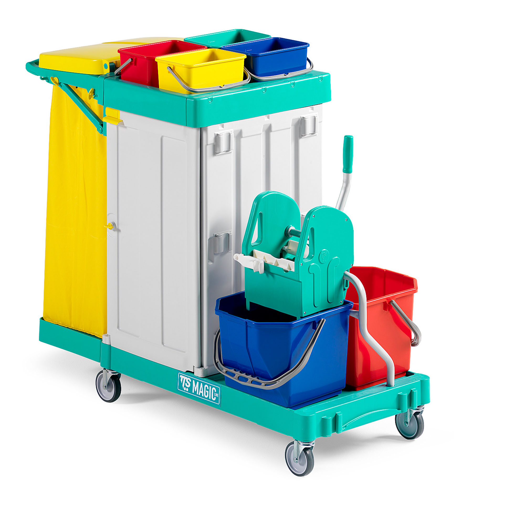 Housekeeping Trolleys